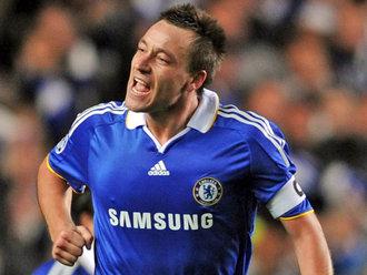 Goal Terry